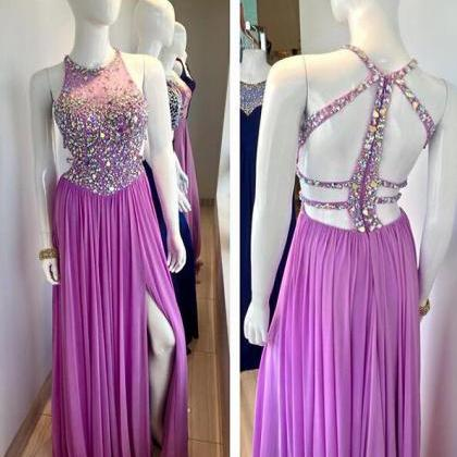 Pd603234 Charming Prom Dress,Halter..