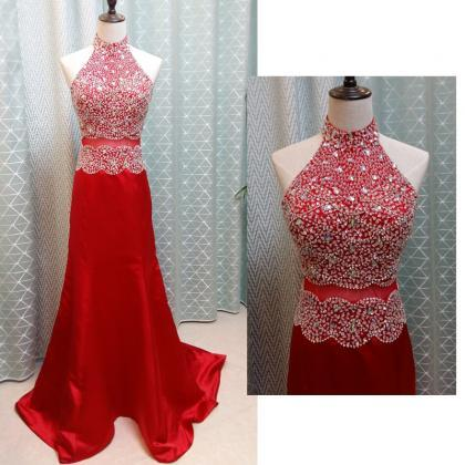 Pd61044 Charming Prom Dress,Beading..