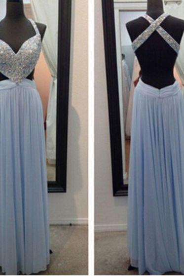 Pd1603172 Charming Prom Dress,V-Neck Prom Dress,Noble Prom Dress,Beading Prom Dress,A-Line Evening Dress