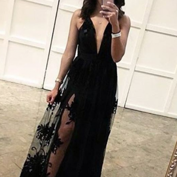 Pd80124 Charming Prom Dress,Tulle Prom Dresses,Lace Prom Dresses,Spaghetti Straps Evening Dress