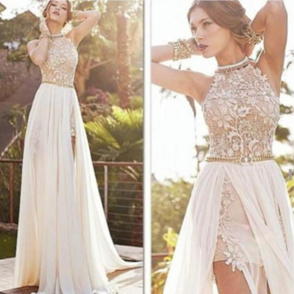 Pd242 Fashion Prom Dress,Sexy Halter Prom Dress,New Design Prom Dress,Lace prom Dress,Prom Dress with Sasdhes